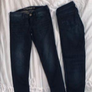 Skinny Jeans size 6 short